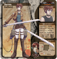 C-A : Devon Catheld by Darkavey