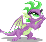 Princess Spike by DCPIP