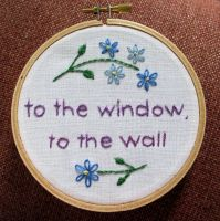 To The Window, To The Wall by taylor-of-the-phunk