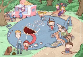 Playground by lost-angel-less