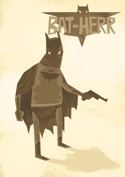 Batman by benjaminography