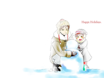 APH - Happy Holidays by angeLEE