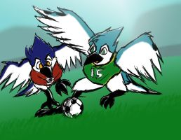 Chae Football by TheLoneCrow
