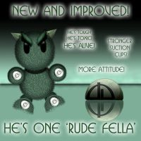 Rude Fella by PoSmedley