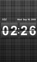 Burberry Clock for LG Dare 2 by chuckdobaba