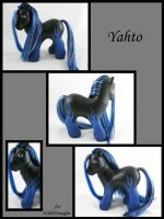 Yahto for WildWrangler by customlpvalley