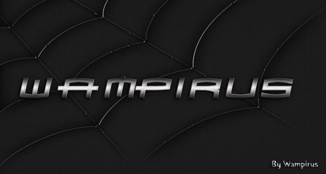 Spiderman Text Effect by WampiruS