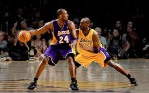 Kobe vs Kobe by lisong24kobe