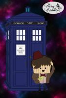 The 11th Doctor: Cupcake Edition by chat-noir