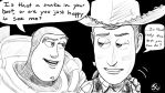 Snake in Your Boot :Toy Story: by JereduLevenin