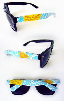 Zelda Glasses by SstormM
