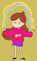 It's Mabel Time! by rachitick
