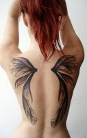 wings tattoo 2 by Inkstruktor