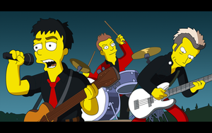 Green Day by degraafm