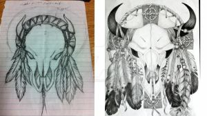 Native Heritage and Faith tattoo request by fyreflye26