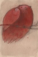 Red Owl by SethFitts