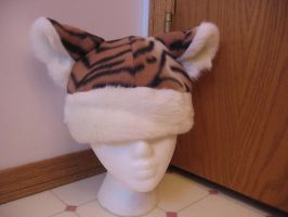 Tiger Tora Kitty Hat by kittyhats