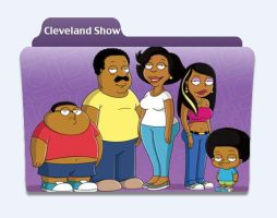 Cleveland Show Icon by chrisnoakes