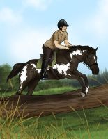 Maretto Cross Country by s1088
