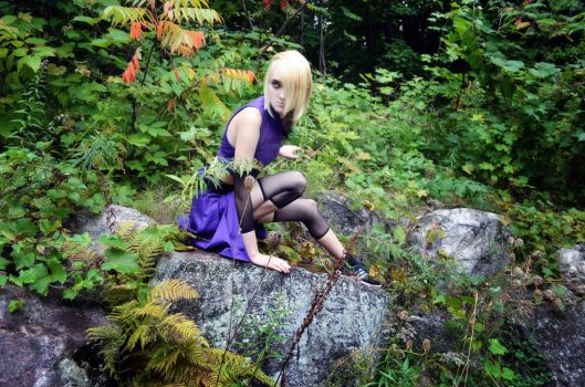 Naruto - Ino Cosplay - Well Aware by SovietMentality