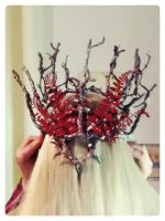 Thranduil crown by Purachinaa