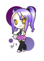 chibi vinca by BlueValkyrie