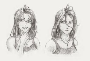 Emotion sketch by RedCorpse-Dezzer