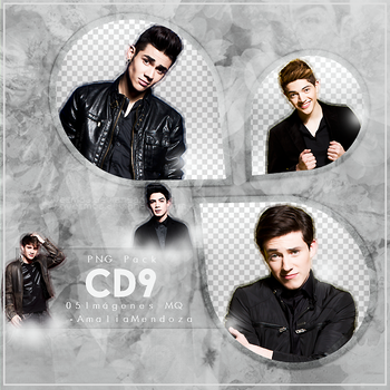 CD9 PNG Pack #1 by LoveEm08