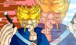 I will protect the future by Trunks777