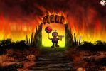 Welcome to Hell by kinginbros2011