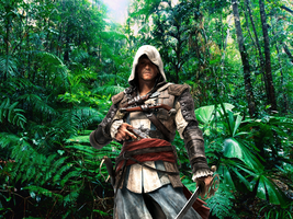 Assassin's Creed IV: Black Flag Wallpaper 6 by DOM098652