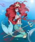 Empress Ariel by CrimsonArtz