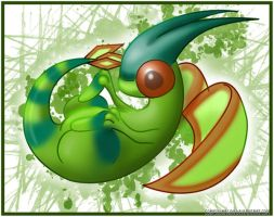 Flygon by Spirit-Candy