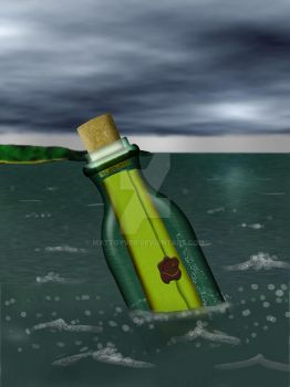 Message in a Bottle by MattGyver