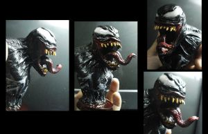 venom bust by Fabreeze