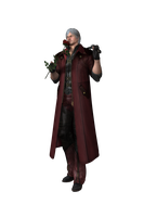 DANTE by ChrisRedfield777