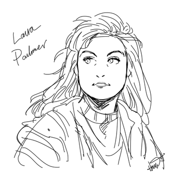 Laura Palmer by Hennei