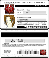ID Card - Isan by turks-yo