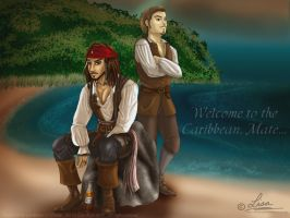 Welcome to the Caribbean, Mate by DarkFangMistress