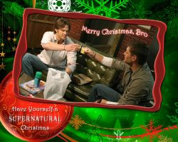 Supernatural Christmas by macfran