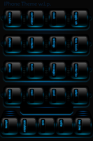 New iPhone Theme WIP 2 by NoobGamer75