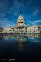 Government Reflection by LawrenceCreation