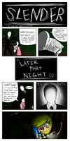 slender by ANDILION5356