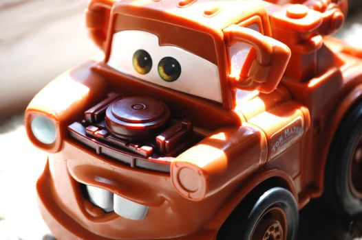 Mater Toy by Creepyland