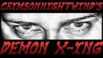 Eyes Ad for Demon X-ing by nickgmonster