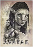 Avatar_tribute by FranciscoETCHART