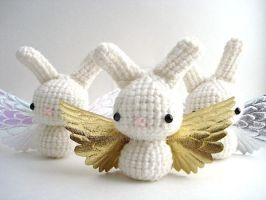 Angel Moon Buns 2009 by MoonYen