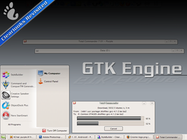 GTK Engine by Purpler