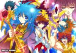 Saint Seiya Tears of Memories by zaionic