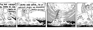 El Naufragio Universal / The Universal Cast Away by Ede1986